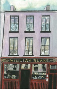 "Blakes of the Hollow, Enniskillen 21.5x33cm 8.5""x13"" Print £35 Original Painting £175"